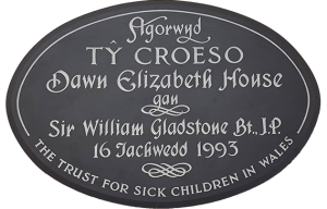Ty Croeso opened in 1993